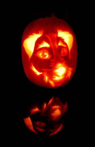 Mauis pumpkin!