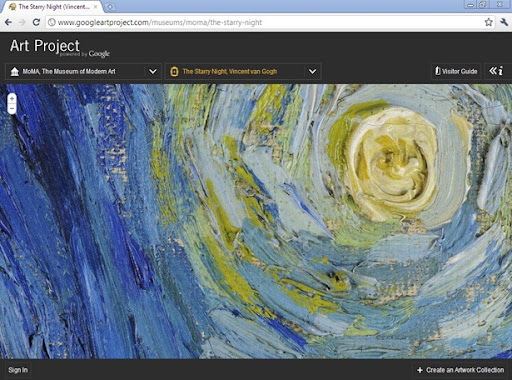 My Google Art Project