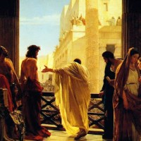 Ecce Homo: Il processo a Cristo