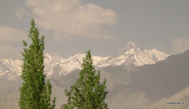 Stok Kangri 6130m