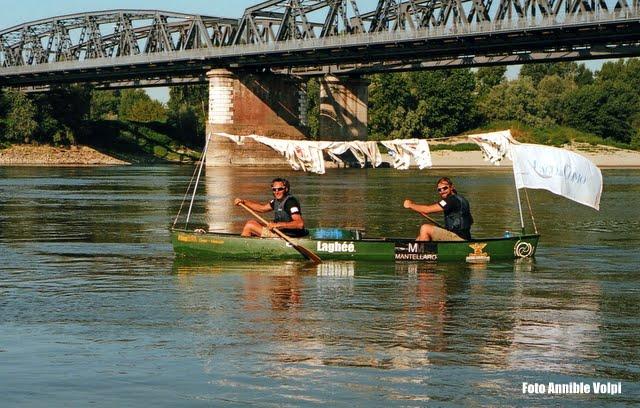 Sotto il ponte di Cremona