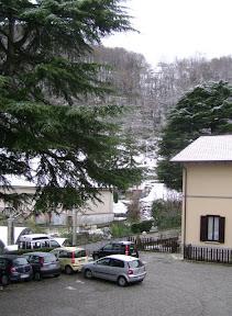 Prima neve ad Asso