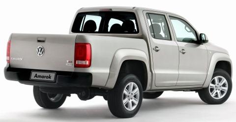 Volkswagen Amarok Trendline (2)