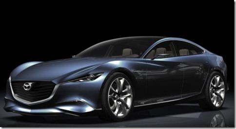 Mazda Shinari Concept (2)