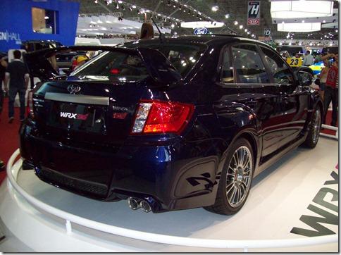 Subaru salão 2010 (2)
