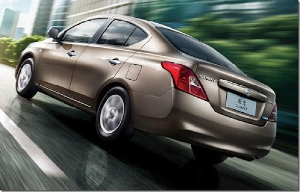 Nissan Sunny 2011 guangzhou (2)