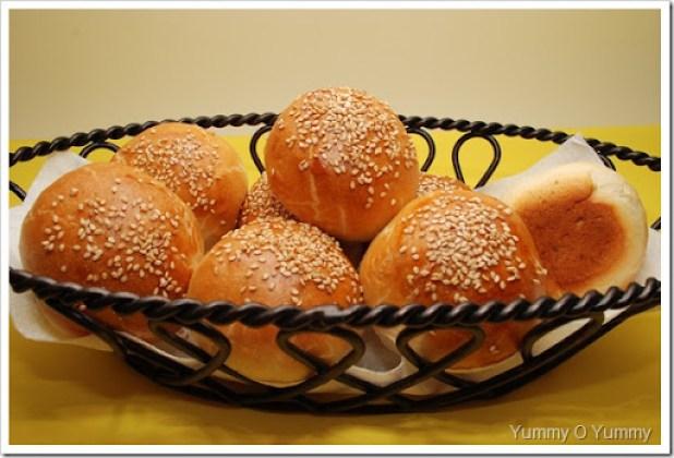 Stuffed buns