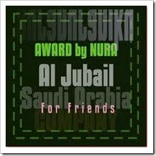 AWARD NURA4