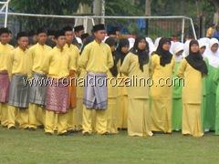 Siswa SMA Pintar Kuantan Singingi