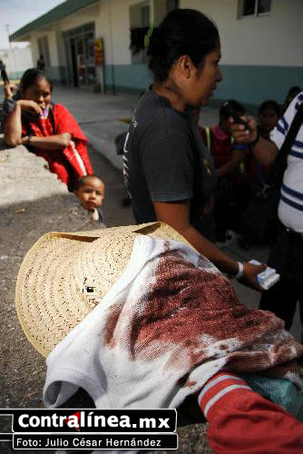 Oaxacan Activist who survives to attack