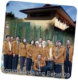 Anggota Forum Lumajang Sehat