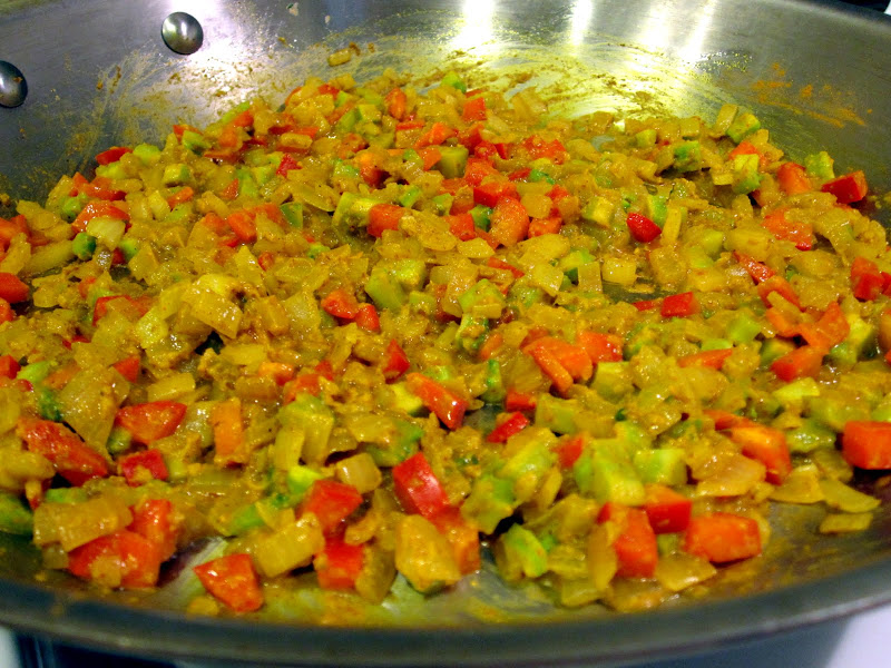 indian bitter melon curry