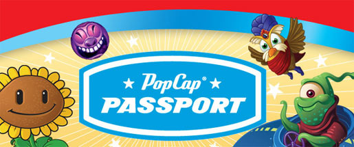 Popcap Passport