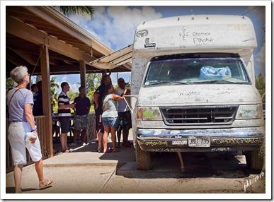 72 res DSC_0303Giovanni's shrimp truck with Julie