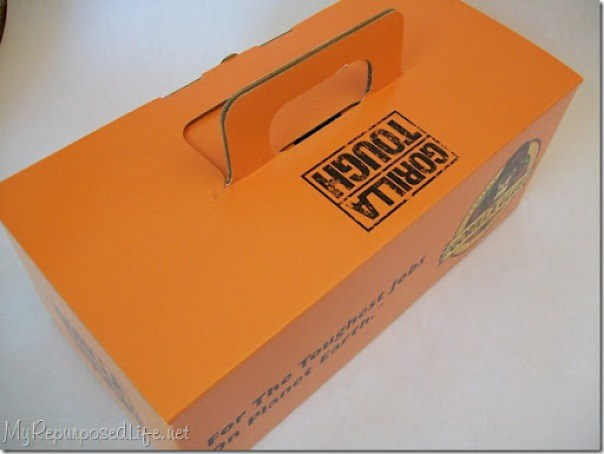 Gorilla Glue Tool Box