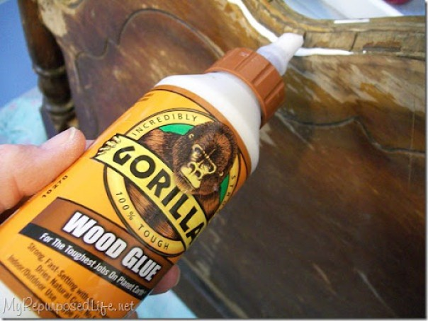 gorilla wood glue veneer