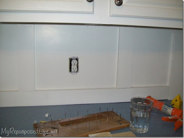 board & batten backsplash