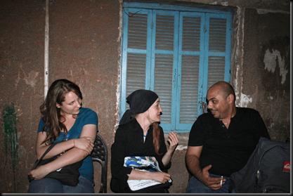 Danish Egyptian Dialogue Institute - Streets in Cairo