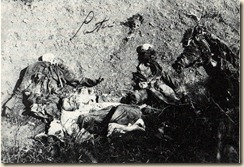 Albania del Nord. Le vittime dei massacri