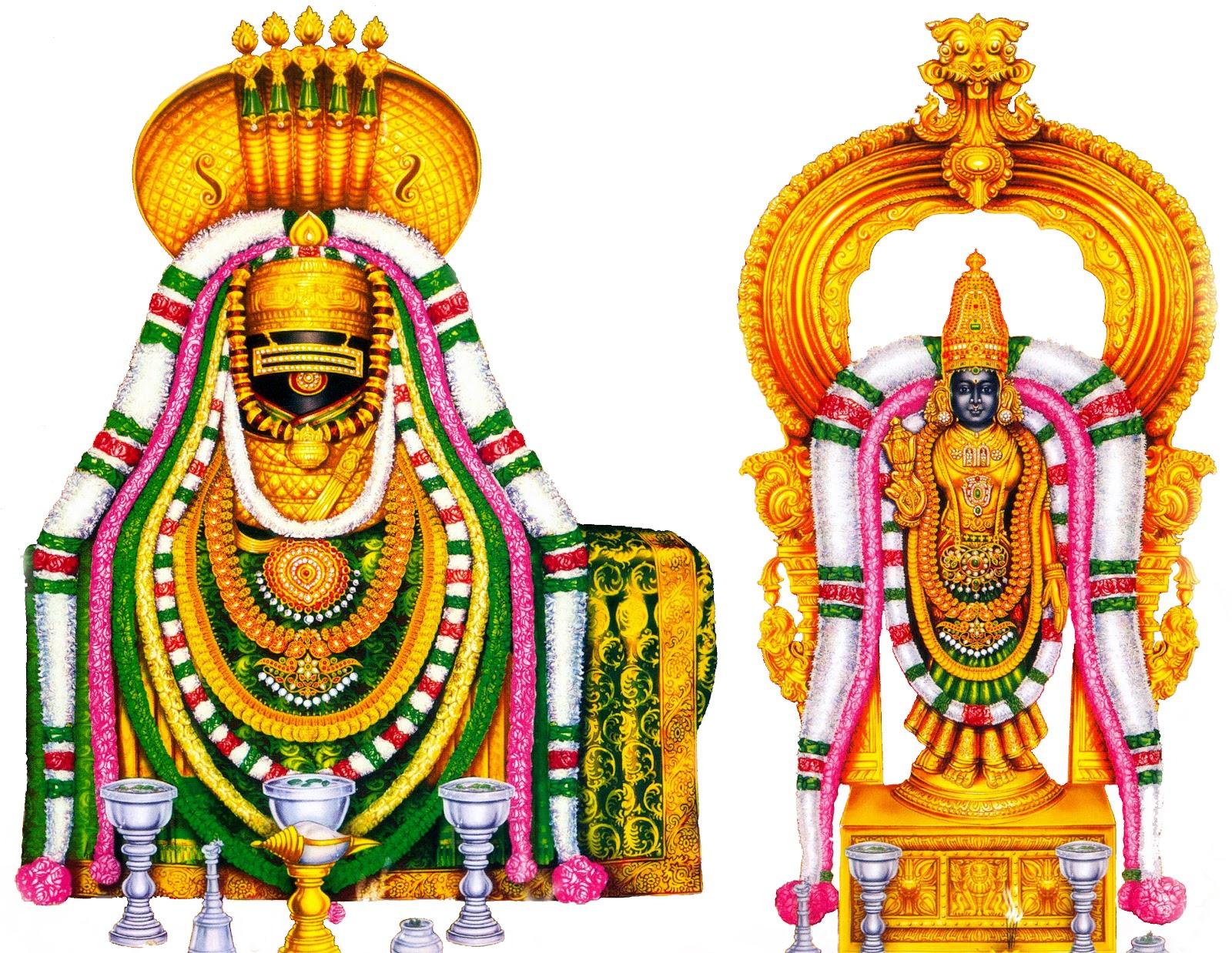 Annamalaiyar Temple, Tiruvannamalai (Fire)