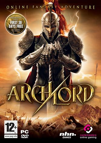ArchLord cover