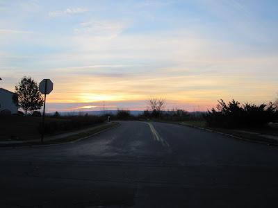 Morning in Middletown
