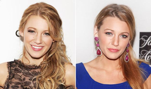 Blake Lively's Hairstyles