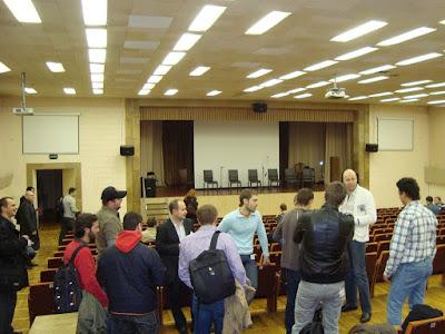 Новый зал для проведения креш-тестов