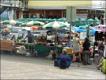 Bangkok Street Sellers
