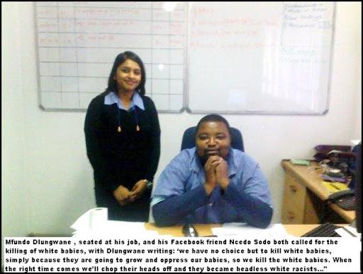 Dlungwane Mfundo June 22 2010 work picture Facebook