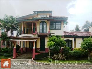 Villa Seruni Kota Bunga Puncak