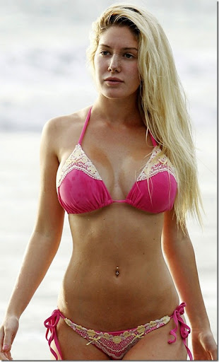 Celebrity Daily Photo Beautiful Heidi Montags Great