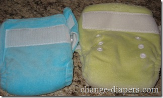 thirsties fab fitted vs duo fitted diapers