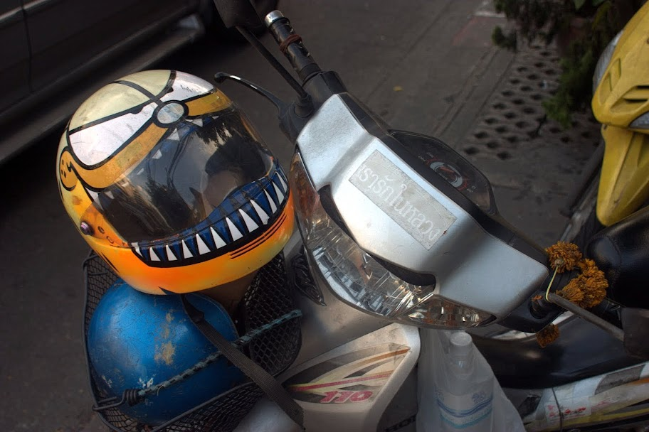 Hungry Helmet