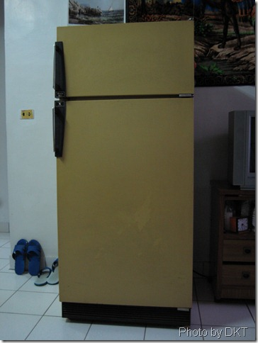 DKT的窩 - 四號窩: 新冰箱