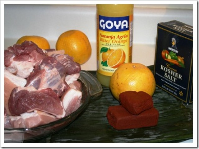 cochinita pibil pork pibil