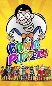 Comic Puppets screenshot 0