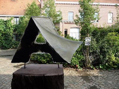 Open Atelier 2010 Affligem deel II (1/6)