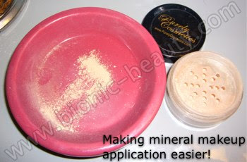 Bionic Beauty's tips on applying mineral makeup
