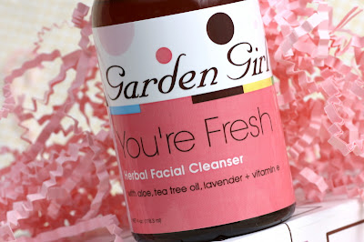 You're Fresh face cleanser wash by Garden Girl