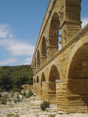 Le pont Gard
