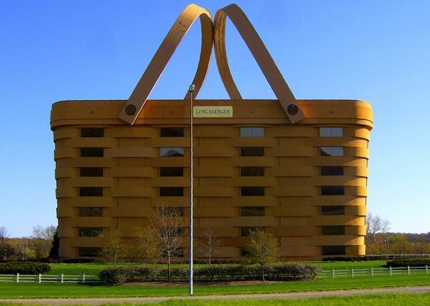 The Basket Building (Ohio, United States)