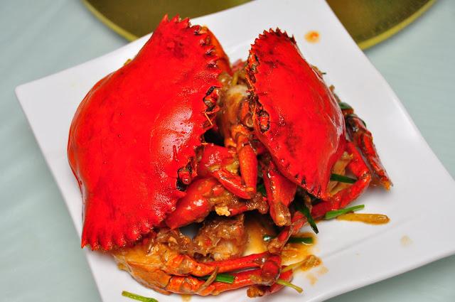 Crab (姜葱海蟹)