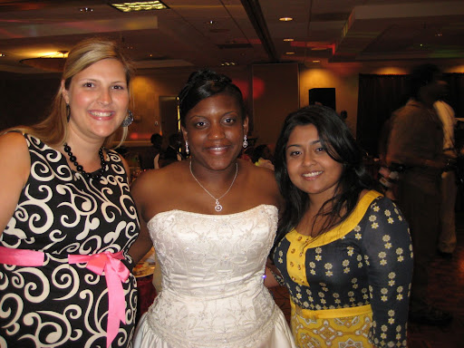 Me, Turisa and Naheed