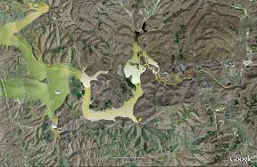 Elkinsville map
