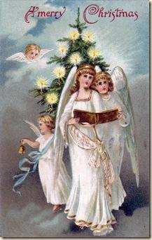 christmasangels-victorian-postcards