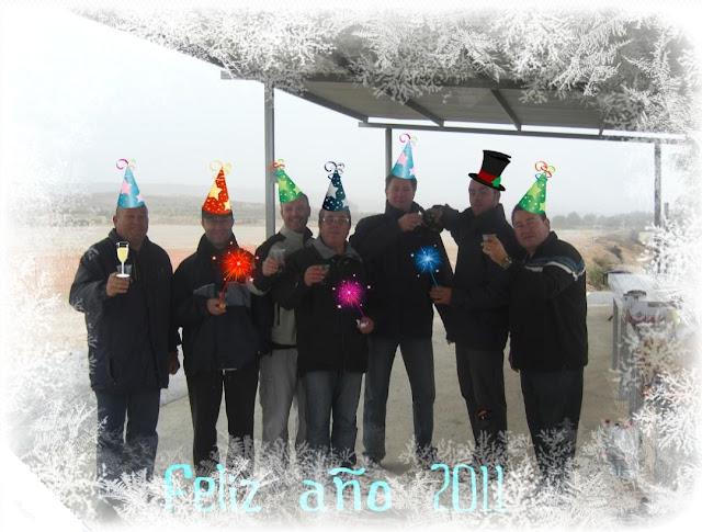 Vuelo fin de año
