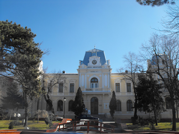 Palatul Administrativ - Muzeul Judeţean Olt