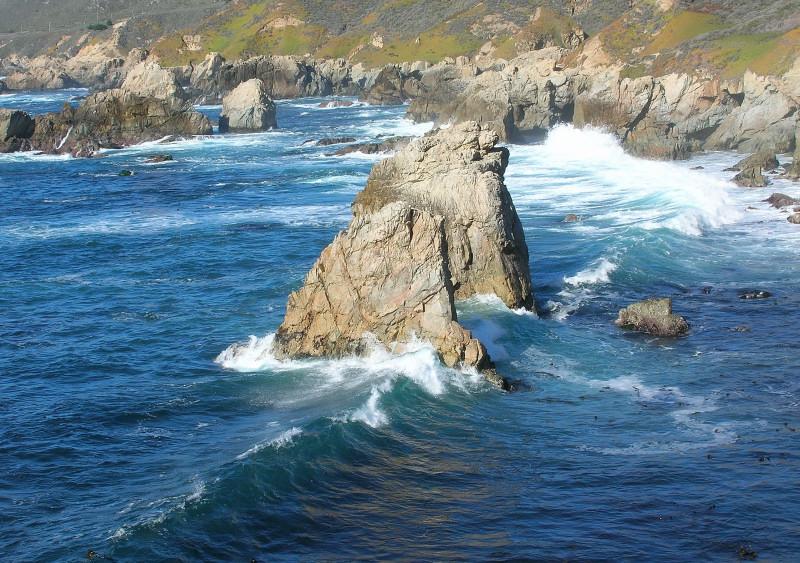 Rugged Garrapata Coast