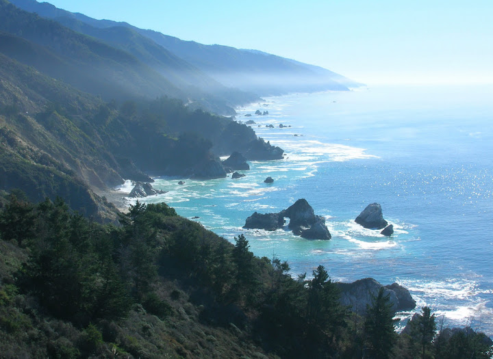 Famous Big Sur Coast